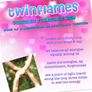 Twinflame Grounding & Balancing Exercise Step 1