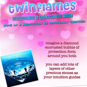 Twinflame Grounding & Balancing Exercise Step 4