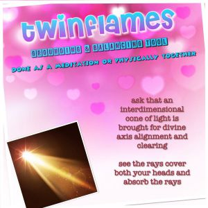 Twinflame Grounding & Balancing Exercise Step 3
